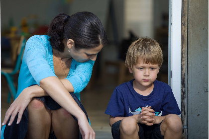 how to help a child with behavior problems in school and at home