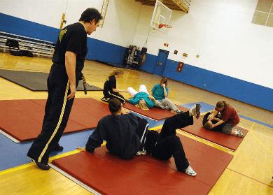 self defense moves against bullies