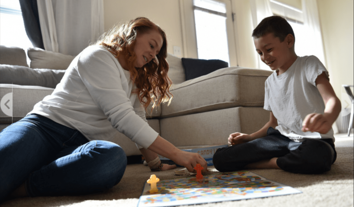 how to improve communication with my child