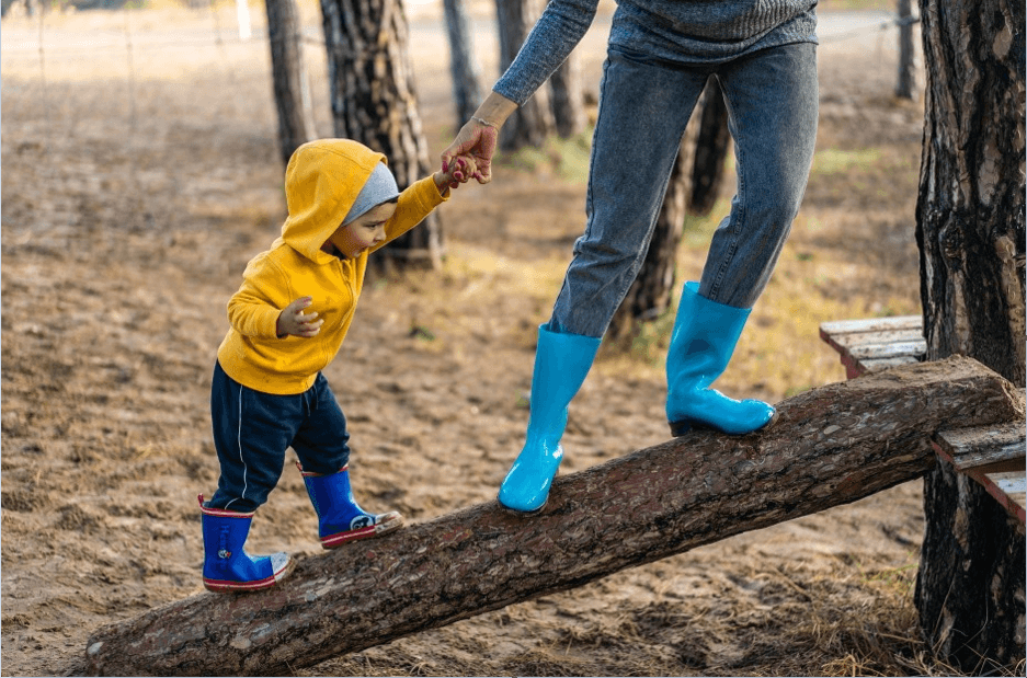 how to build courage in your child