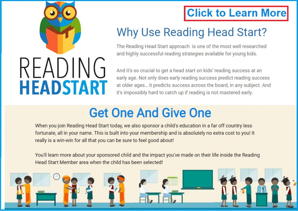 research-based reading program for children