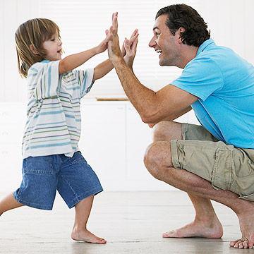 Ways to reward children for good behavior