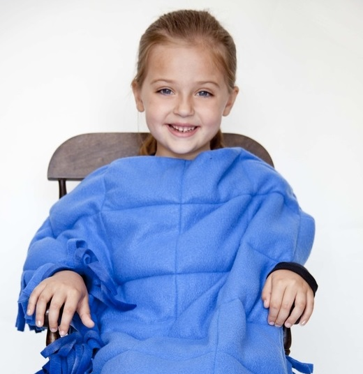 do weighted blankets help for adhd